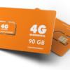 SIM 90 GB RESIDENCIAL